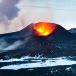 Вулкан Исландия