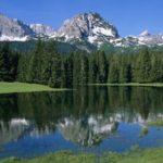 Красивый вид в Черногории