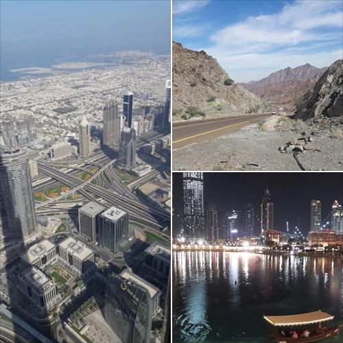 Дубай. Отзыв о путешествии в ОАЭ от Елены