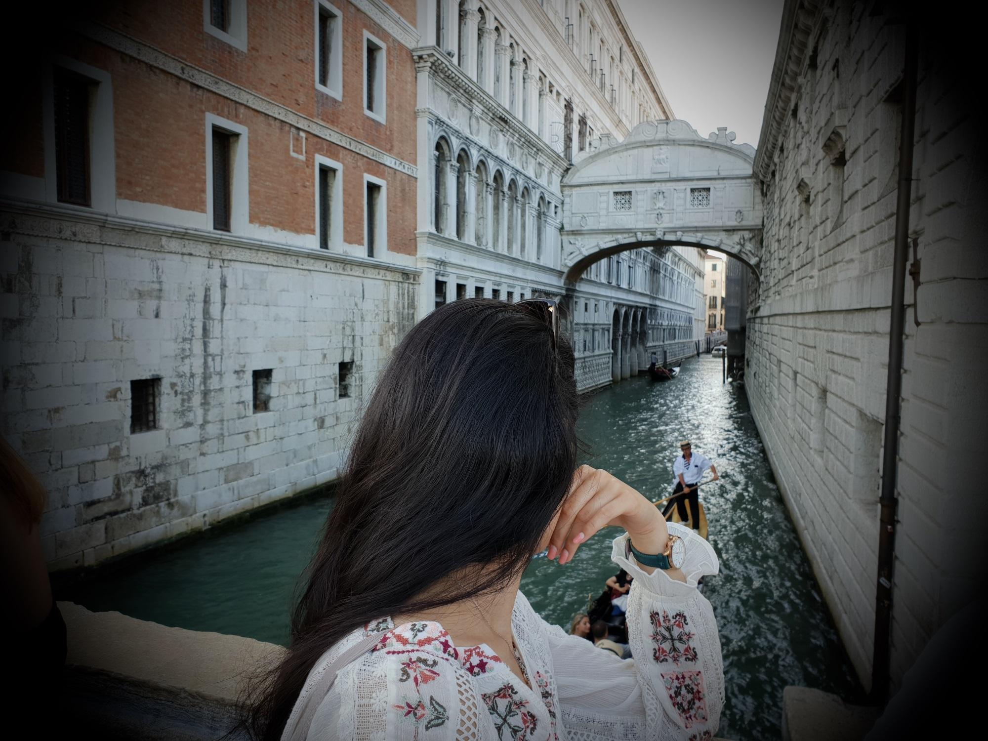 Открытка из Венеции
